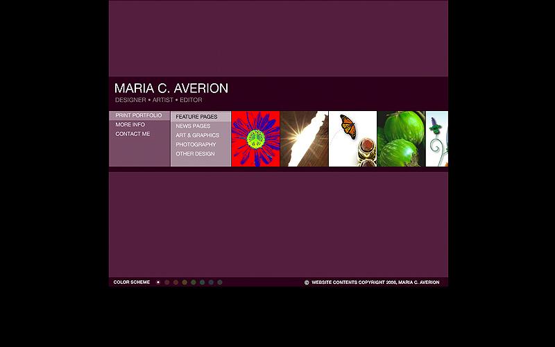 Averion Portfolio (Flash)